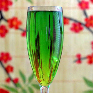 Jade Cocktail Recipe (Two Variations).