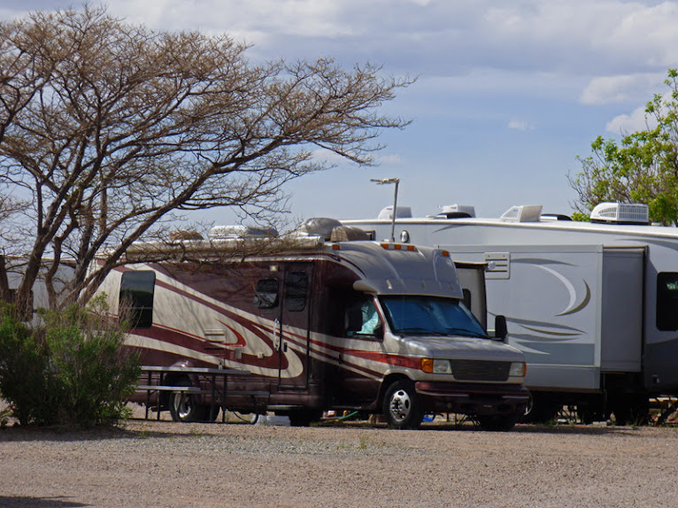 Enchanted Trails RV Park, Albuquerque New Mexico