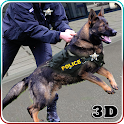 Town Police Dog Chase Crime 3D icon