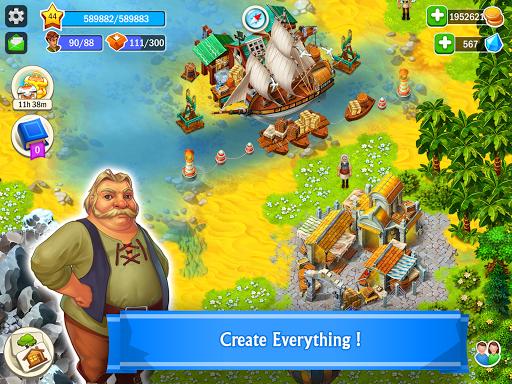 WORLDS Builder: Farm & Craft screenshots 6