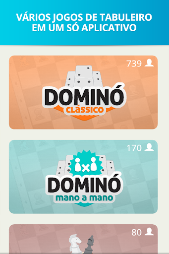 Online Board Games - Dominoes, Chess, Checkers 94.0.17 screenshots 1