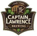 Logo of Captain Lawrence Hudson Valley Harvest Danube Cherry