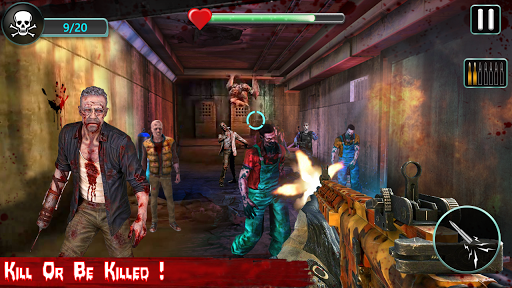 Counter Zombie Frontline Attack: FPS Shooter 3D 1.0.1 screenshots 14