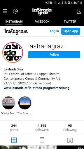 La Strada Graz screenshots 3