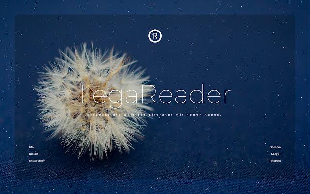 LegaReader