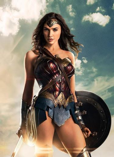 Wonder Woman - Superhero 1.0 screenshots 8