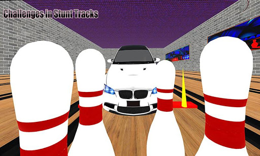 Ultimate Bowling Alley:Stunt Master-Car Bowling 3D 1.3 de.gamequotes.net 5