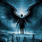 Fallen Angel Live Wallpaper