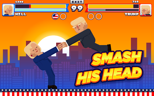Trump on Top- screenshot thumbnail