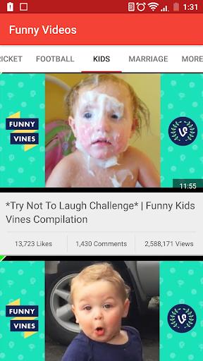 Funny Youtube Videos 1.0 screenshots 5