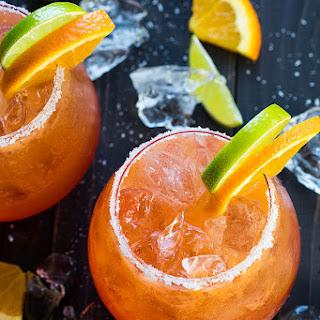 Sunrise Beer Margaritas Recipe