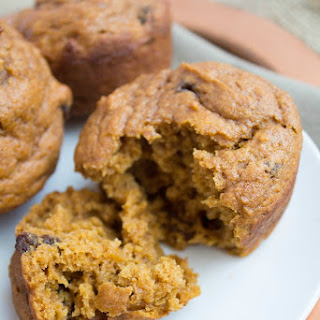 Pumpkin Muffins of Deliciousness