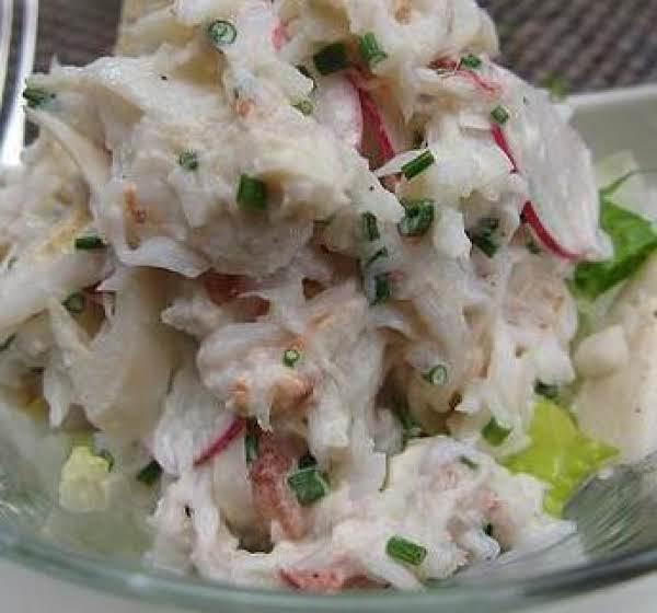 Crab Salad (easy)