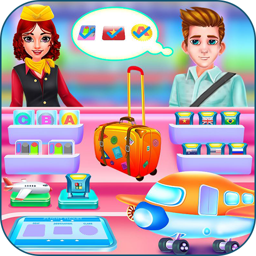 Airplane Flight Attendants Game