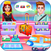 Airplane Flight Attendants Game Android APK Download Free By LPRA STUDIO