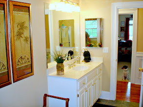 Photo: Main bathroom, shared with bedroom  #1 and the office