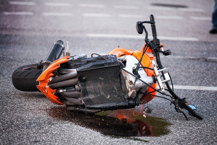 motorcycle accident in Georgia