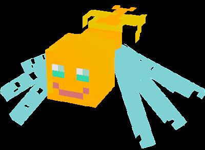 libélul araignée