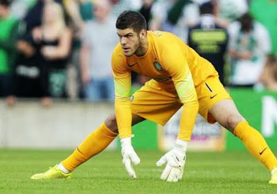 Doelman Forster keer terug naar Celtic