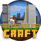 New Craft York City Exploration Build Sandbox Game icon