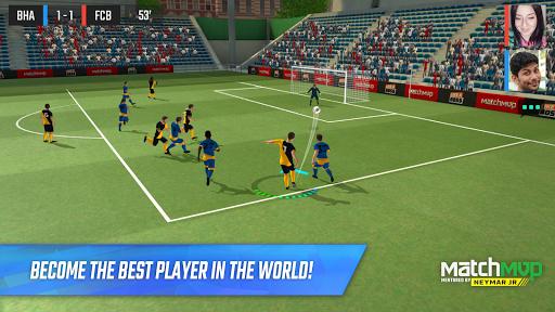 Match MVP Neymar JR - Football Superstar Career 1.0.25 screenshots 3