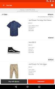 JackThreads: Shopping for Guys Screenshot 24
