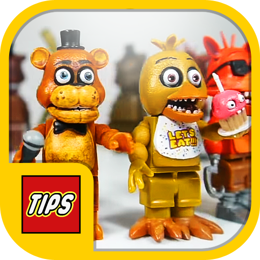FREETIPs LEGO FNAF Sets