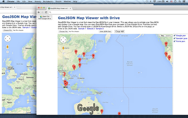 Geojson map viewer with drive chrome web store gumiabroncs Image collections