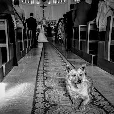 Vestuvių fotografas Alessandro Spagnolo (fotospagnolonovo). Nuotrauka 09.02.2019