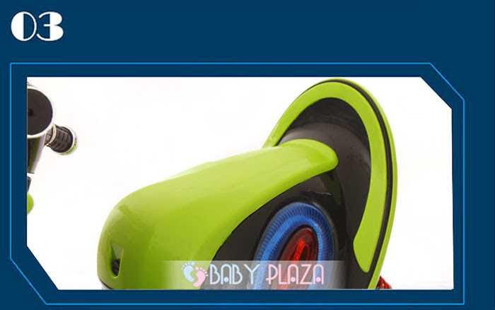 Xe máy điện thời trang cho bé XJL-808