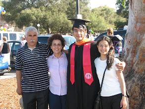Photo: 17 Haziran 2007 - Stanford Mezuniyet töreni öncesi