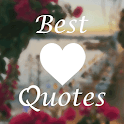 positive inspirational life quotes icon