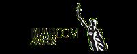 """""""Marcom"""" apdovanojimų logotipas"""
