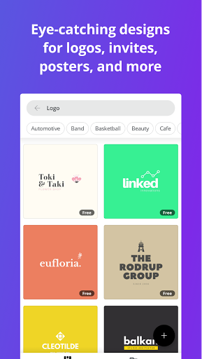 Canva: Graphic Design, Video Collage, Logo Maker 2.76.0 Screenshots 4