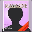 Fake Magazine Cover Camera icon
