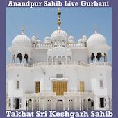 Anandpur Sahib Live Gurbani