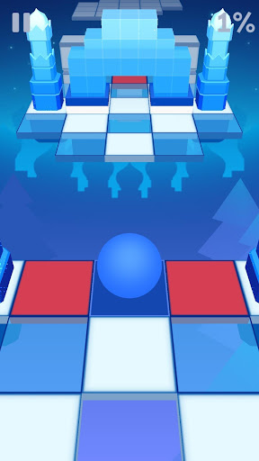 玩免費休閒APP|下載ローリングボール3D app不用錢|硬是要APP