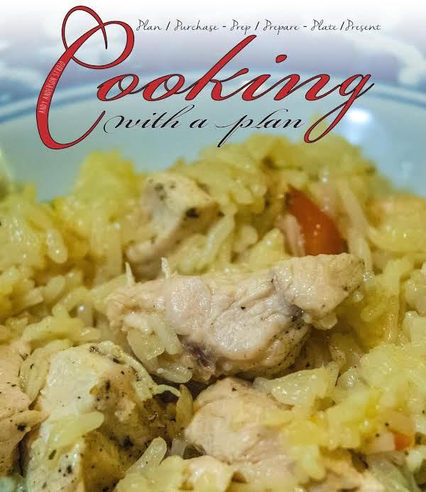Chicken Essentials: Stovetop Chicken & Rice Recipe