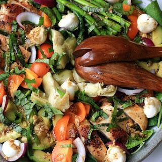 Loaded Chicken Salad.