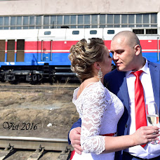 Wedding photographer Kseniya Vist (KseniyaVist). Photo of 01.08.2016