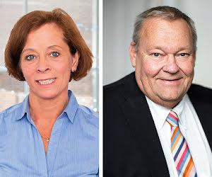 Christina Grape & Jan B Svensson
