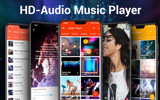 Music Player Pro 2.9.6 screenshots 1