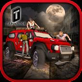 Zombie Escape Driving 3D