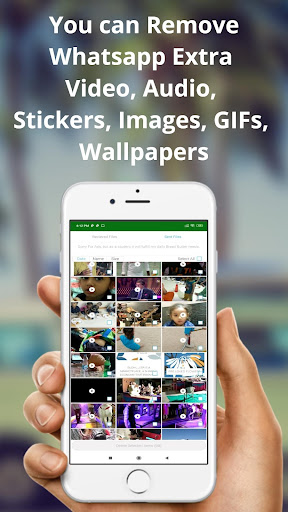 Cleaner for Whatsapp screenshot 5