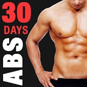 Abs Workout for Men - Six Pack Abs in 30 Days