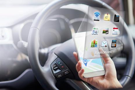 GPS navigace 2018 - náhled