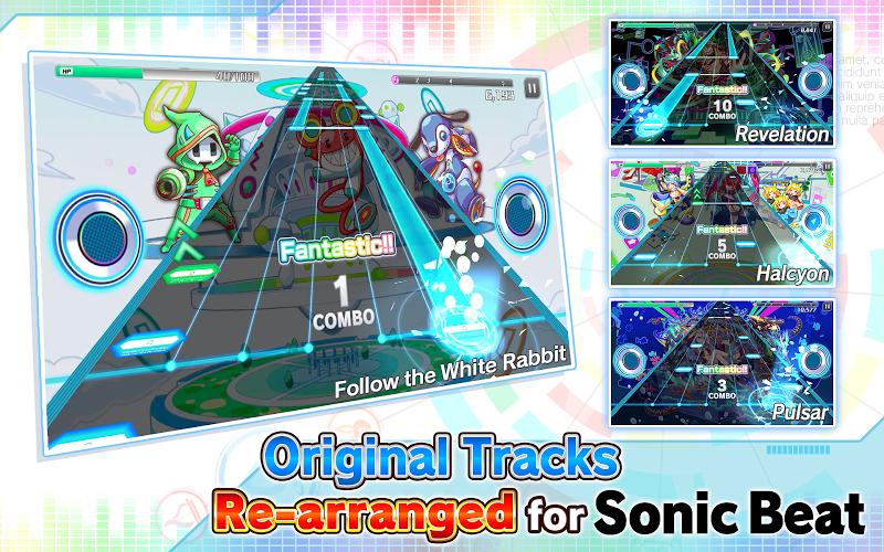 Sonic Beat feat. Crash Fever Screenshot 10