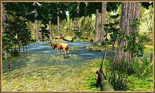 Jungle Deer Hunting Games 2020 : Deer Season 1 Varies with device screenshots 1