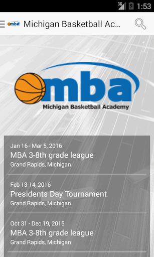 Michigan Basketball Academy