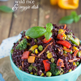 Wild Rice Dressing Vegetarian Recipes